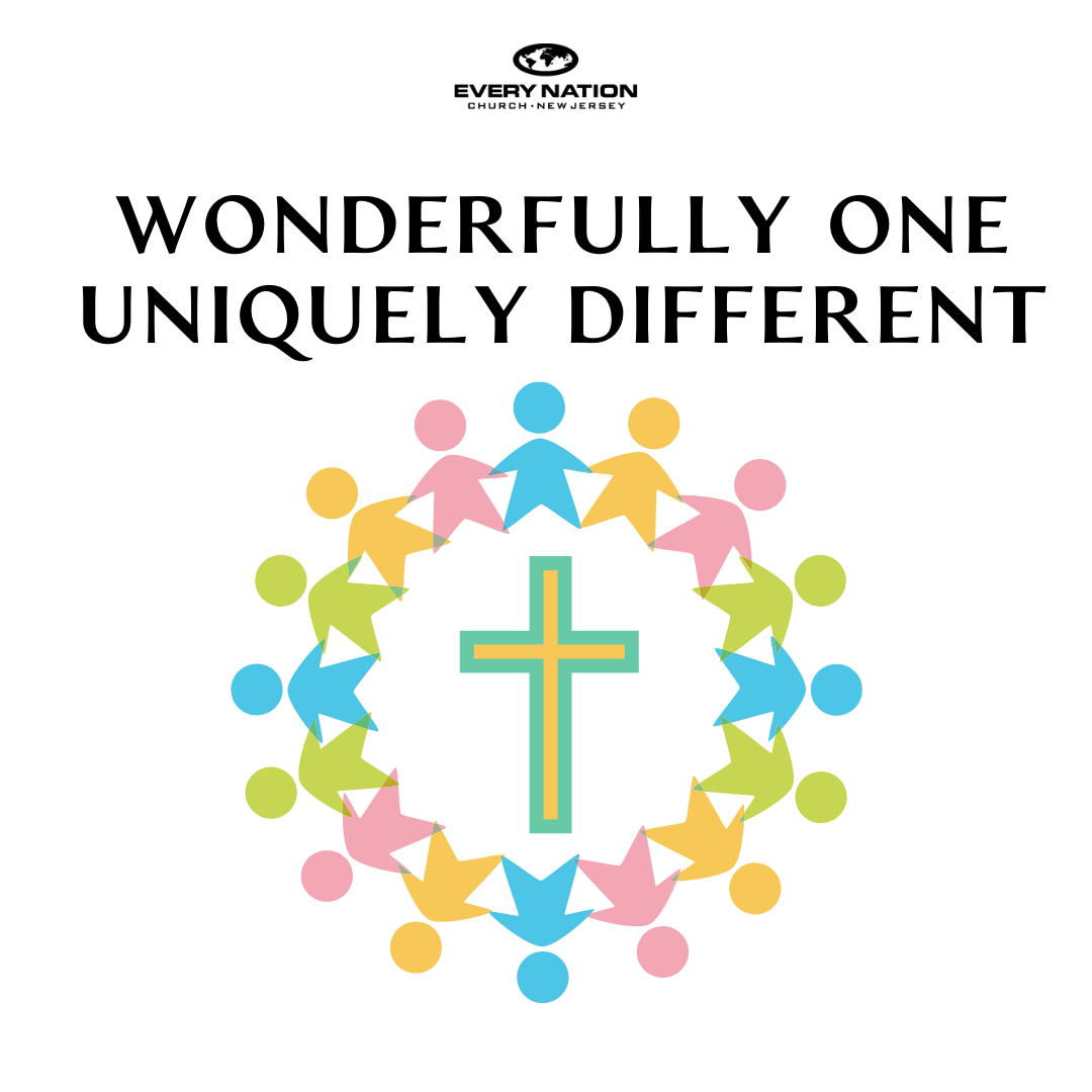 Wonderfully One – Uniquely Different